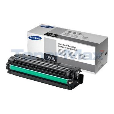 SAMSUNG CLP-680ND TONER CARTRIDGE BLACK